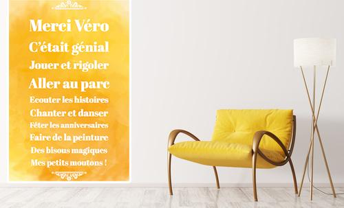 merci nounou textes personnalis s avec vos mots deco. Black Bedroom Furniture Sets. Home Design Ideas