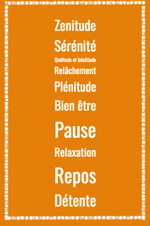 Poster Citation Zen