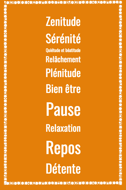 Poster Citation Zen