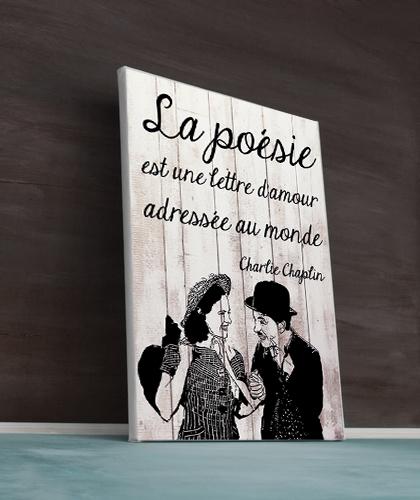 Tableau Citation Poster Citation Pour Un Cadeau Personnalisé